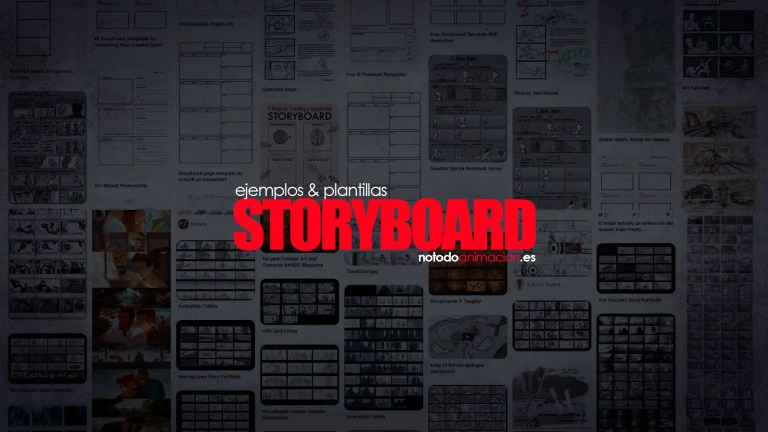 ejemplos storyboard