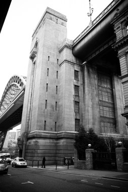 The Tyne Bridge was built as a pre-lude to the Sydney Harbour bridge in Autstralia, providing a blue print for its construction.