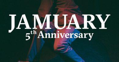JAMUARY – La Jam Londonienne