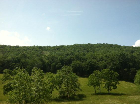Tennessee is gorgeous...