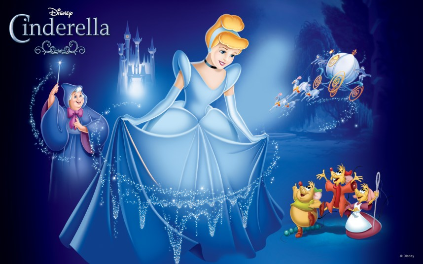 Courage & Kindness A motto for life from Cinderella