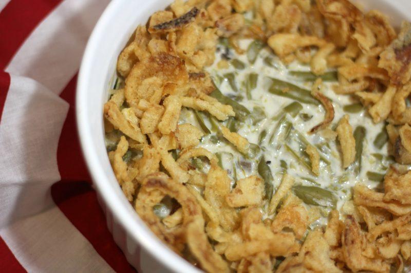 Easy Green Bean Casserole Recipe Not Quite Susie Homemaker