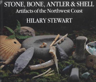 No Trace Boek Aanbevelingen - Stone, Bone, Antler, and Shell
