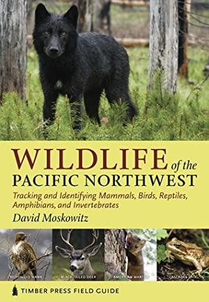 Wildlife of the Pacific Northwest - No Trace Boek aanbevelingen