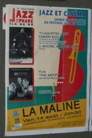 La Maline - Affiche spectacle du 14 août 2015
