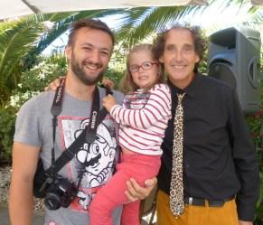 Jazz au Phare - Concert de Donin - 19 août 2015