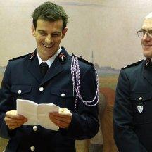 Clément Dardillac - Adjudant - Responsable du CPI Les Portes -22 janvier 2016