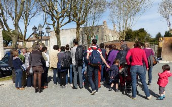 Patrimoine - Visite flash Saint-Martin - 19 avril 2016
