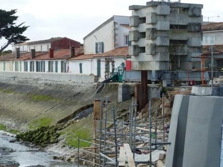 Port de La Flotte - Promenade mer - 23 mai 2016