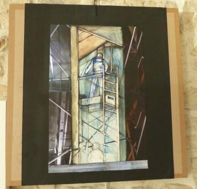 Luce Clavel-Davignon - Expo chantier salle des Paradis - 29 mars 2017