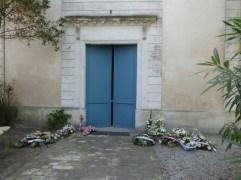 Obsèques Gisèle Casadesus - Temple de Saint-Martin de Ré - 28 septembre 2017