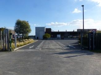 Ile de Ré - Centre de transfert des déchets - 6 octobre 2017