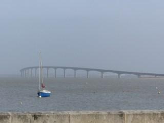 Pont de l'île de Ré - 30 décembre 2017