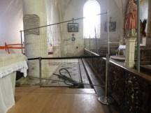 Ars-en-Ré - Travaux église - 18 juin 2018