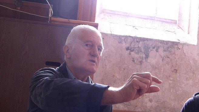 Jean-Louis Olivier, maire d'Ars-en-Ré - 8 octobre 2018