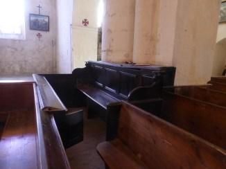 Eglise Ars - Démontage matériel - 6 novembre 2018
