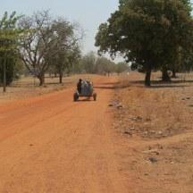 Route au Burkina Faso