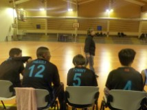 Cadets - Match contre Bressuire