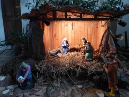 Crèche de Sainte-Marie de Ré - décembre 2013