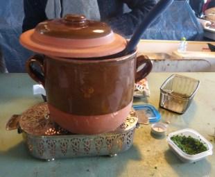 Pot de soupe vide- Loix 28 décembre 2013