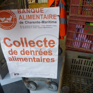 Banque alimentaire avril 2013