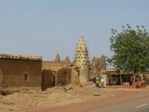 Mosquée au Burkina Faso