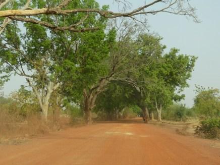 Burkina Faso - Voie rouge