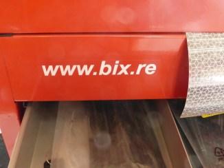 BiX, marque déposée par Michaël Morin
