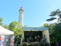Jazz au Phare - Tremplin jeunes talents - Rive Quartet - 20 août 2014