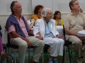 100 ans Gisèle Casadesus - Salle des Fêtes Ars-en-Ré - 21 août 2014