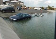 Mercedes amphibie