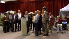 Inauguration du 20ème RV du livre - 11 octobre 2014