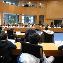 Conseil général des Jeunes de la Charente Maritime - 11 décembre 2014