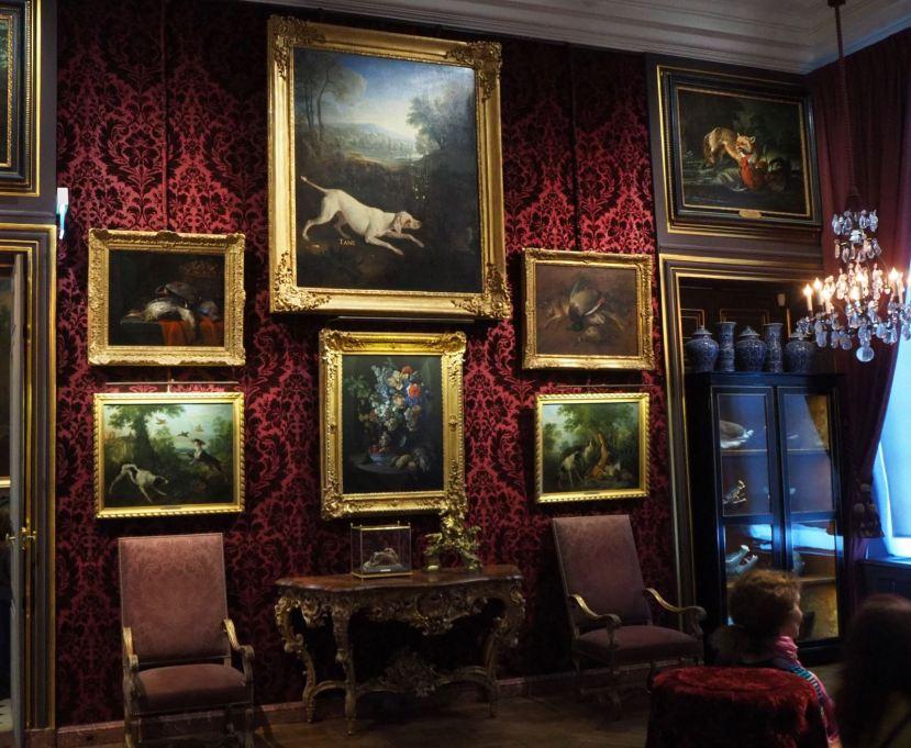 Musee de la chasse peintures