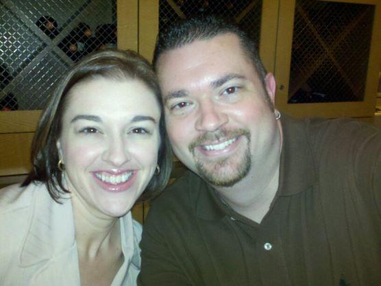 Tanya & Jimi at Cilantro