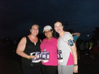 Laurie, Faith, & Tanya