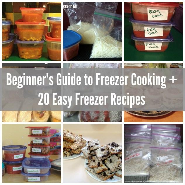 OYS Freezer Cooking
