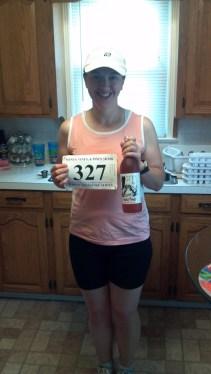 Will run for wine?