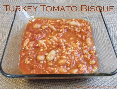 Turkey Tomato Bisque Final
