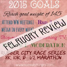 Goals February Review