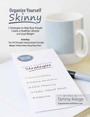 Organize Yourself Skinny