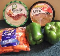 Veggies & Hummus