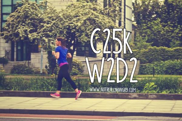 C25K W2D2