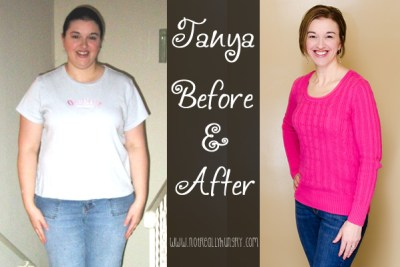 Tanya - Before and After