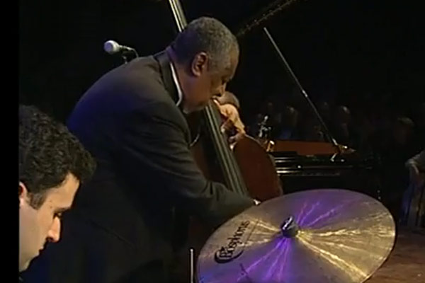 "Ray Brown: ""Black Orpheus"" Bass Solo"