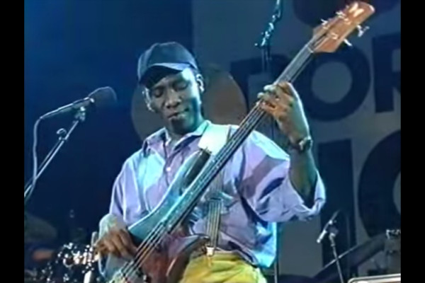 Zawinul Syndicate with Richard Bona: Carnavalito