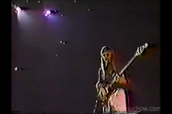 "Jaco Pastorius: 1979 Solo Performance of ""Continuum"""
