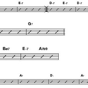 Chord Substitutions, Tritones and Bass