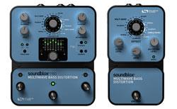 Soundblox Pro Multiwave Bass Distortion Pedal