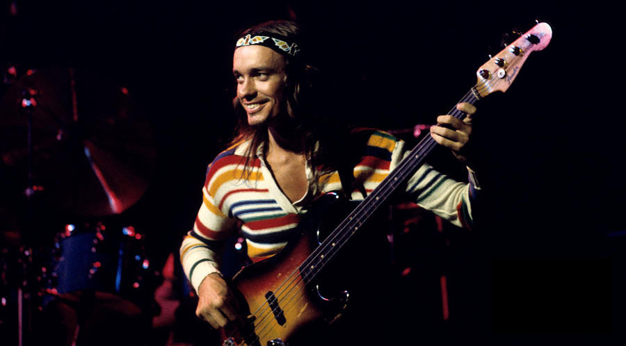 Jaco Pastorius with Bass of Doom